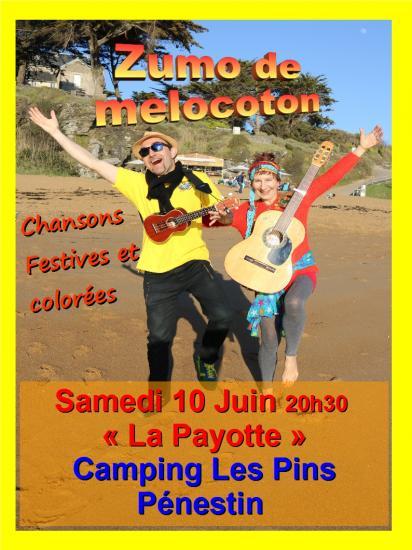 Camping 10 juin 1
