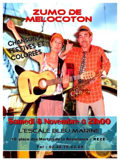 Escale bleu marine samedi 8 novembre 2014 ok
